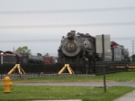 RR museum yard